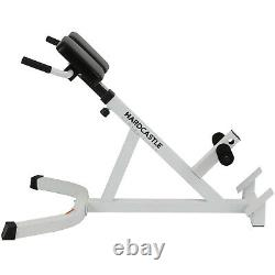 Adjustable Back Hyperextension Gym Bench Roman Chair/reverse Extension Sit Up