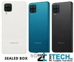 Brand New Samsung Galaxy A12 64GB 2021 Unlocked 4G Android Smartphone A02S 32GB