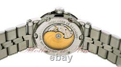 Breguet Marine Automatic Big Date, Silver Dial Steel on Bracelet, Ref 5817ST
