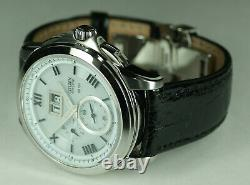 Citizen Calibre 3100 Limited Edition 664/999 Eco-Drive Perpetual Steel Watch
