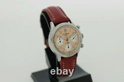 JeanRichard Highlands Chronograph Automatic, 38mm Stainless steel Ref 25004