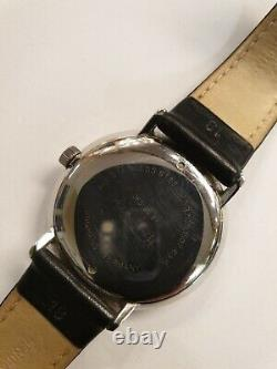 Junghans Max Bill Edition Wind up watch Made in Germany hi grade stainless steel