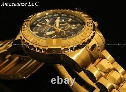 NEW Invicta Men Subaqua Noma II LE Stainless Steel Chronograph Abalone Dial Watc