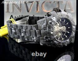 NEW Invicta Mens 52mm Prodiver DRAGON GRAFFITI HYDROPLATED Stainless Steel Watch