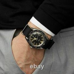Omega Seamaster 300 Military Stainless Steel Watch St 165.024 42mm W5903