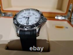 Omega Seamaster Diver 300M Stainless Steel 42 mm Watch 210.32.42.20.04.001