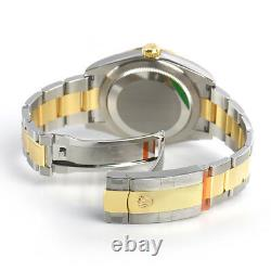 Rolex Sky Dweller 326933 Two Tone Steel & Yellow Gold Champagne Index Dial 42mm