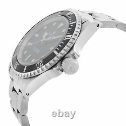 Rolex Submariner 40mm Stainless Steel Black Dial Automatic Mens Watch 14060M
