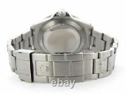 Rolex Submariner Mens Stainless Steel Watch Date Sub Black Dial Bezel SEL 16610
