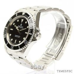 Rolex Submariner No Date Ref. 14060M Stainless Steel With Rolex Papers circa 2005