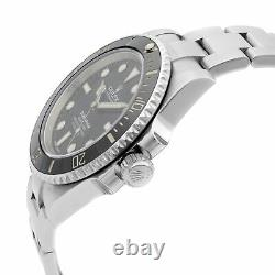 Rolex Submariner No Date Stainless Steel Black Dial Automatic Mens Watch 114060