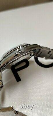 Serviced- Stunning 1990 Gents Steel Rolex Oyster Perpetual Date Watch Ref. 15200